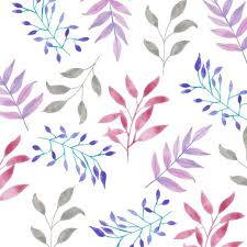 Floral Pattern Stunning Watercolor Floral Pattern Design Background Pattern Flower PNG