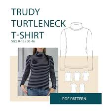 Turtleneck Pattern