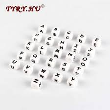 TYRY.HU 200pc Teethers <b>Silicone Beads BPA Free DIY</b> Make Baby ...