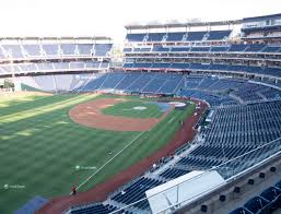 Washington Nationals Seating Chart Detailed Nationals Park Section 302 Seat Views Seatgeek