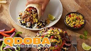 Qdoba Just Launched Vegan Fajita Bowls And Burritos Updated