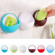 Suction Cup Bathroom Accessories Details About Great Bathroom Shower Duck Soap Dish Case Toothbrush