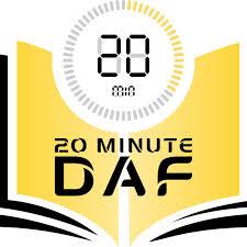 20+ Minute Daf