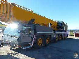 Sold 2004 Ltm 1400 1 7 Low Hours Crane For In Houston Texas
