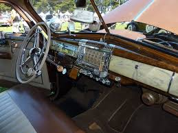 17 best images about antique cars rear seat 1948 chrysler traveler dashboard