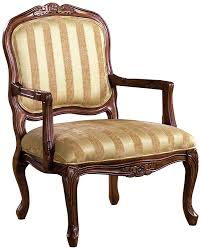 Burgundy Accent Chair Amazoncom Furniture Of America Solimar Arm Chair Antique Oak