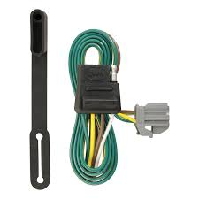 amazon com curt 56210 custom wiring connector automotive curt t-connector vehicle wiring harness for factory tow package Curt T Connector Wiring Harness #45