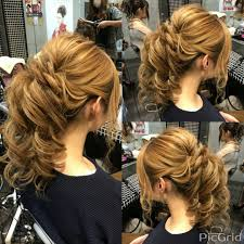 Kasumi ヘアアレンジ Hairarrange At Ksmnhm Instagram Profile Picdeer