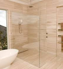 frameless shower screen with corner