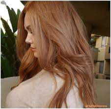how to get strawberry blonde hair at