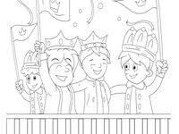 Koningsdag 2015 Kleurplaten Kleurplaten Printen Op Minipretnl
