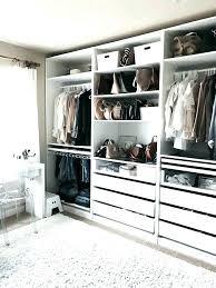 walk in closet organizer organizers ideas best wardrobe on dressing