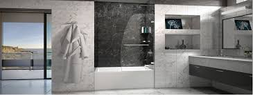 bathtub doors dreamline aqua uno 34