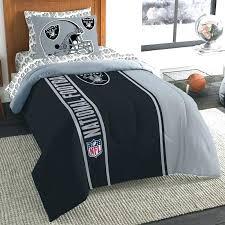 oakland raiders bedroom set raiders bedroom set raiders comforter set raiders full comforter set