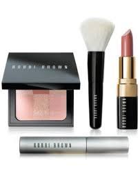 bobbi brown 4 pc ready set pretty makeup set only at macy s s pretty makeup and brown