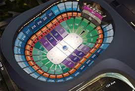 Rogers Seating Chart Edmonton Rogers Place Reaches Season Seat Cap Rogers Place