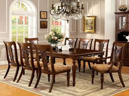 traditional dark oak furniture. Furniture Of America CM3880T CM3880AC CM3880SC Seymour 9 Pieces Traditional Dark Oak Finish Dining Table Set U