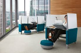 office pods. This New Workspace Pod Will Help You Focus In Distracting Open-Plan Offices Office Pods P