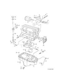 Oil pan oil filter 4 cylinder 1994 1998 4 cyl saab saab 900 rh saab 7zap oil pumps life oil derrick diagram