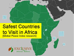 safest countries to visit in africa in