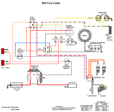 wiring diagram 82 series only cub cadets Cub Cadet 128 Wiring Diagram Cub Cadet 128 Wiring Diagram #60 1972 Cub Cadet 128
