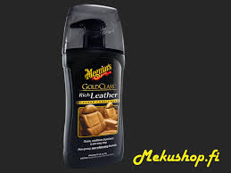 meguiars leather cleaner and conditioner gold class rich leather cleaner conditioner nahan puhdistus ja hoitoaine meguiar