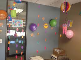 office birthday decoration. Office Birthday Decorations. Summer Themed Decoration O