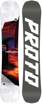 Never Summer Proto Type Two 2016 2020 Snowboard Review