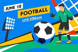 football web banner live stream