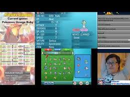 Lets Play Pokemon Omega Ruby Pt 3