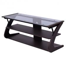 3 tier tempered glass top tv stand entertainment centers tv stands furniture