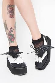 Light Up Creepers Iron Fist Ladies Daytime Sleeper Creeper We Know How To