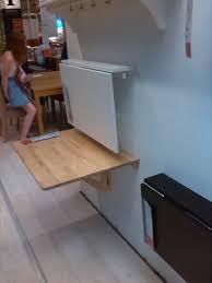 excelent ikea folding kitchen table