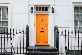 Orange front door Ideas Orangefrontdoor Rated People Front Door Colours And What They Might Say About You Rated People Blog