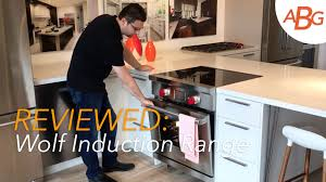 wolf range 30. Wolf Induction Range Review IR304PE/S - New For 2016 30