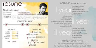 Architectural Internship Resume Design Work Folio Resume Design