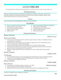 Simple Cv Examples Uk Pharmacy Technician Cv Template Cv Samples Examples