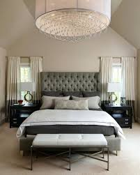 chandelier over master bed transitional bedroom with large chandelier chandelier over master bed gorgeous bedroom