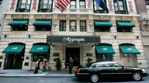 the algonquin hotel is the most famous hotel you ve never heard of the manual