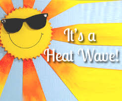 Image result for heat wave images