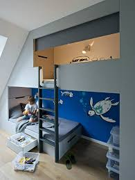 kids beds with storage boys. Kids Bunk Bed Sleeping Loft Beds With Storage Boys R