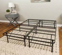 raised full bed frame. Fine Full Deluxe Raised Metal Platform Frame  For Full Bed