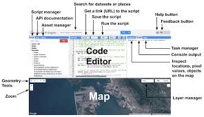 Earth Engine Code Editor Google Earth Engine Google