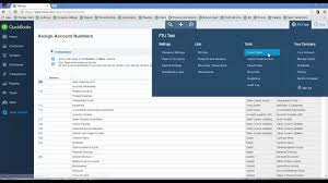 Where Is Chart Of Accounts In Quickbooks Online Importing Chart Of Accounts Into Quickbooks Online And Related Thoughts