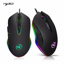 <b>HXSJ Gaming Mouse USB</b> Wired Mouse 6 Buttons 200 4800DPI ...