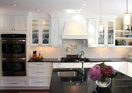 shaker cabinets kitchen designs trendy kitchen with