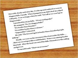junie b jones english writing teacher dialog example