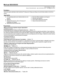 electro mechanical technician resume   sales   mechanical site    sample resume  electro mechanical technician resume exles near