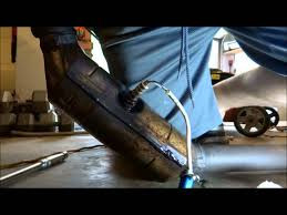 lincoln ls v catalytic converter removal and install
