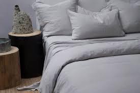 bemboka pure linen sheets in
